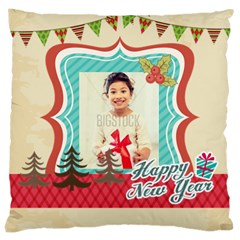 Xmas By Xmas4   Large Cushion Case (two Sides)   Euiv8gbl0g71   Www Artscow Com Back