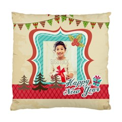 Xmas By Xmas4   Standard Cushion Case (two Sides)   3crg0zdxcz6b   Www Artscow Com Back