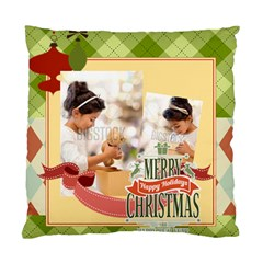 Xmas By Xmas4   Standard Cushion Case (two Sides)   Q7nweuma4iwt   Www Artscow Com Back