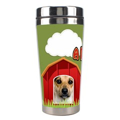 Pet By Pet    Stainless Steel Travel Tumbler   5y31ibww1136   Www Artscow Com Left