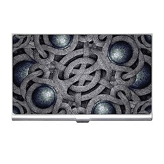 Mystic Arabesque Business Card Holder by dflcprints