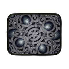 Mystic Arabesque Netbook Sleeve (small) by dflcprints