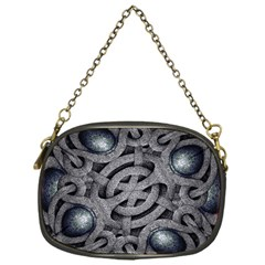 Mystic Arabesque Chain Purse (one Side)