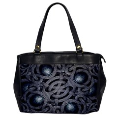 Mystic Arabesque Oversize Office Handbag (one Side) by dflcprints