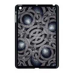 Mystic Arabesque Apple Ipad Mini Case (black) by dflcprints
