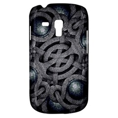 Mystic Arabesque Samsung Galaxy S3 Mini I8190 Hardshell Case by dflcprints