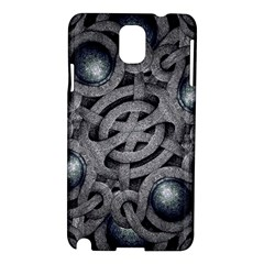 Mystic Arabesque Samsung Galaxy Note 3 N9005 Hardshell Case by dflcprints