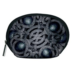 Mystic Arabesque Accessory Pouch (medium)