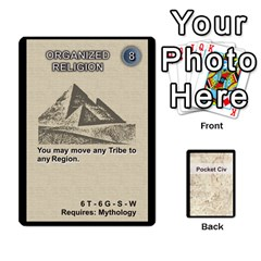 Pocket Civ 2 By Mike Hostetler   Playing Cards 54 Designs   O8whyg1udhcg   Www Artscow Com Front - Spade3