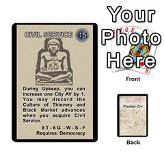 Ace Pocket Civ 2 By Mike Hostetler   Playing Cards 54 Designs   O8whyg1udhcg   Www Artscow Com Front - SpadeA