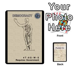 Pocket Civ 2 By Mike Hostetler   Playing Cards 54 Designs   O8whyg1udhcg   Www Artscow Com Front - Heart3