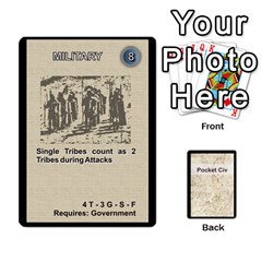 Pocket Civ 2 By Mike Hostetler   Playing Cards 54 Designs   O8whyg1udhcg   Www Artscow Com Front - Heart6
