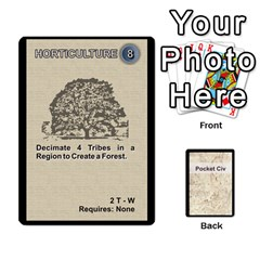 King Pocket Civ 2 By Mike Hostetler   Playing Cards 54 Designs   O8whyg1udhcg   Www Artscow Com Front - HeartK