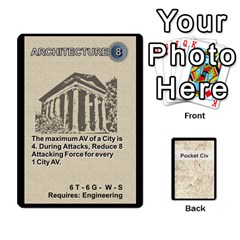 Ace Pocket Civ 2 By Mike Hostetler   Playing Cards 54 Designs   O8whyg1udhcg   Www Artscow Com Front - HeartA