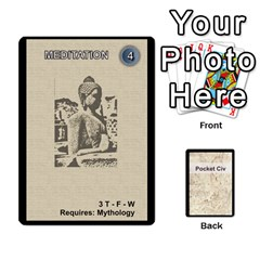 Pocket Civ 2 By Mike Hostetler   Playing Cards 54 Designs   O8whyg1udhcg   Www Artscow Com Front - Spade5