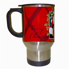 Xmas By Xmas   Travel Mug (white)   7198m2wdiqyb   Www Artscow Com Left