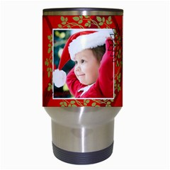 Xmas By Xmas   Travel Mug (white)   7198m2wdiqyb   Www Artscow Com Center