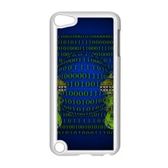 Binary Communication Apple Ipod Touch 5 Case (white) by StuffOrSomething