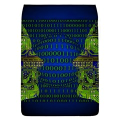 Binary Communication Removable Flap Cover (large)