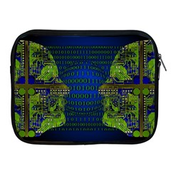 Binary Communication Apple Ipad Zippered Sleeve by StuffOrSomething