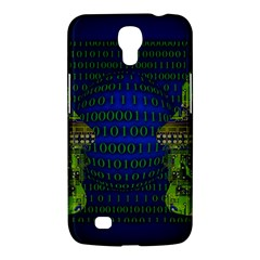 Binary Communication Samsung Galaxy Mega 6 3  I9200 Hardshell Case