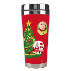 Xmas By Xmas   Stainless Steel Travel Tumbler   5a9xecl4wxnk   Www Artscow Com Right