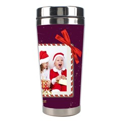 Xmas By Xmas   Stainless Steel Travel Tumbler   Qyeo1uabrr7h   Www Artscow Com Right