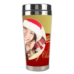Xmas By Xmas   Stainless Steel Travel Tumbler   Wft5i797xq6k   Www Artscow Com Center