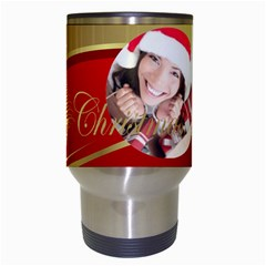 Xmas By Xmas   Travel Mug (white)   Hr9lqg8qykfq   Www Artscow Com Center