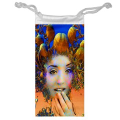 Organic Medusa Jewelry Bag by icarusismartdesigns