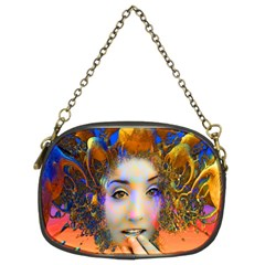 Organic Medusa Chain Purse (two Sided)  by icarusismartdesigns