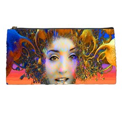 Organic Medusa Pencil Case by icarusismartdesigns