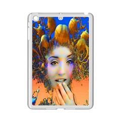 Organic Medusa Apple Ipad Mini 2 Case (white) by icarusismartdesigns