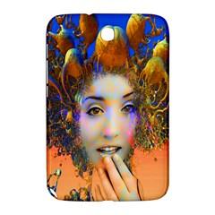 Organic Medusa Samsung Galaxy Note 8 0 N5100 Hardshell Case  by icarusismartdesigns