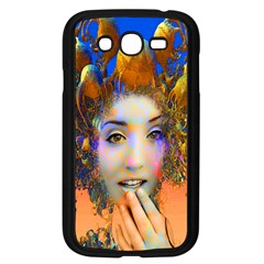 Organic Medusa Samsung Galaxy Grand Duos I9082 Case (black) by icarusismartdesigns