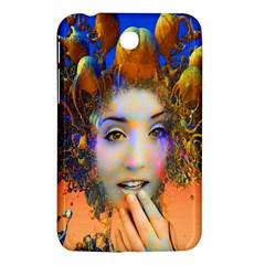 Organic Medusa Samsung Galaxy Tab 3 (7 ) P3200 Hardshell Case  by icarusismartdesigns