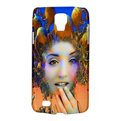 Organic Medusa Samsung Galaxy S4 Active (i9295) Hardshell Case by icarusismartdesigns