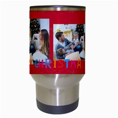 Xmas By Xmas   Travel Mug (white)   9r9ltwoic3li   Www Artscow Com Center