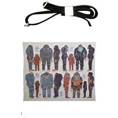 5 Tribes, Shoulder Sling Bag by creationtruth