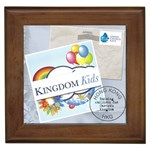 Kingdom Kids Framed Tile2