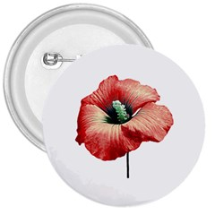 Your Flower Perfume 3  Button by dflcprints