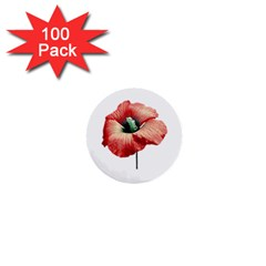 Your Flower Perfume 1  Mini Button (100 Pack) by dflcprints