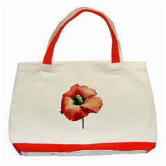 Your Flower Perfume Classic Tote Bag (red) by dflcprints