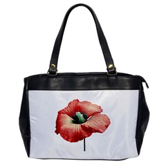 Your Flower Perfume Oversize Office Handbag (one Side) by dflcprints