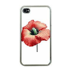 Your Flower Perfume Apple Iphone 4 Case (clear) by dflcprints