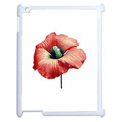 Your Flower Perfume Apple Ipad 2 Case (white) by dflcprints