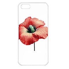 Your Flower Perfume Apple Iphone 5 Seamless Case (white) by dflcprints