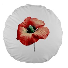 Your Flower Perfume 18  Premium Round Cushion  by dflcprints