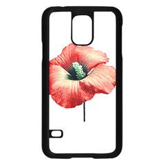 Your Flower Perfume Samsung Galaxy S5 Case (black) by dflcprints