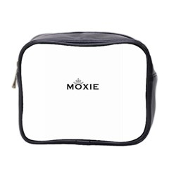 Show Us Your Moxie Mini Travel Toiletry Bag (two Sides)